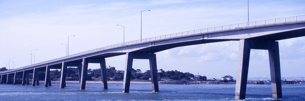 San Remo Bridge: The Gateway to Phillip Island